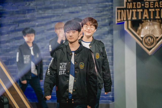 Flash Wolves MSI 2018