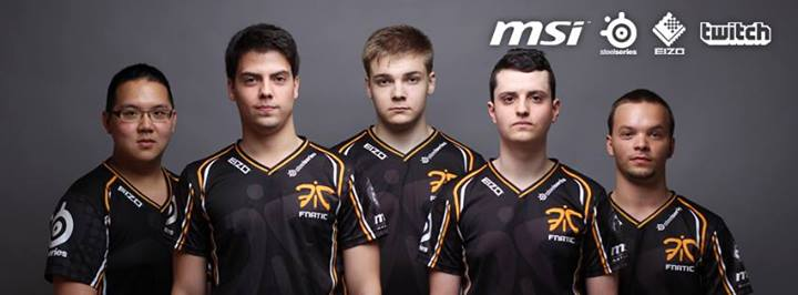 Fnatic worlds 2013