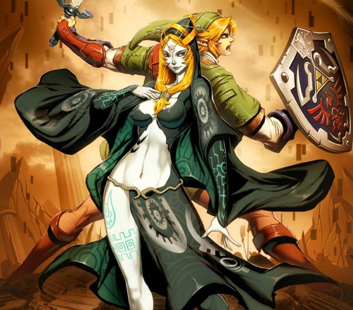 twili midna hyrule warriors