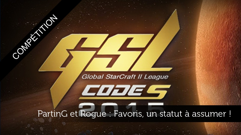 PartinG et Rogue : favori, un statut à assumer !