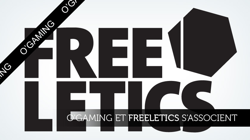 Freeletics et O'Gaming s'associent !