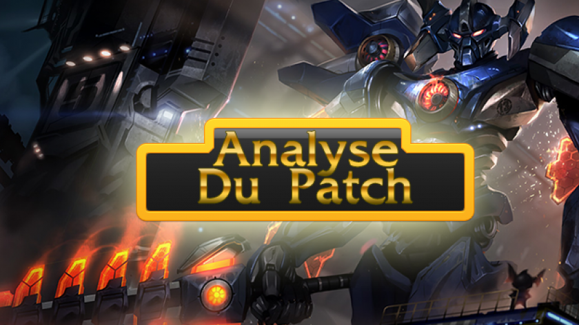 Analyse du patch 4.12