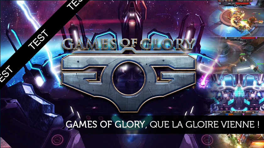 Games Of Glory, que la gloire vienne