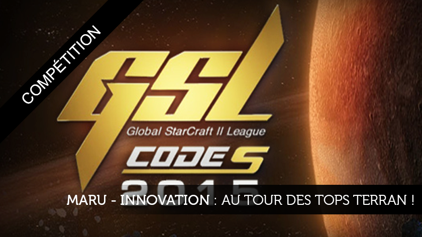 Maru-INnoVation :  au tour des tops Terran !