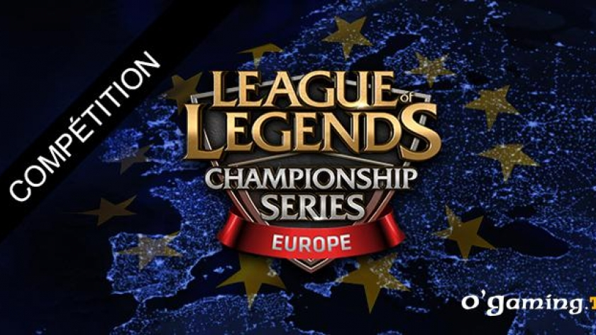 Expansion tournament EU sur O'Gaming !