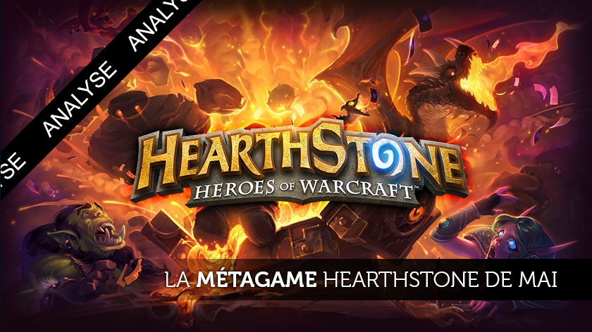 Tier list et matchups Hearthstone Mai