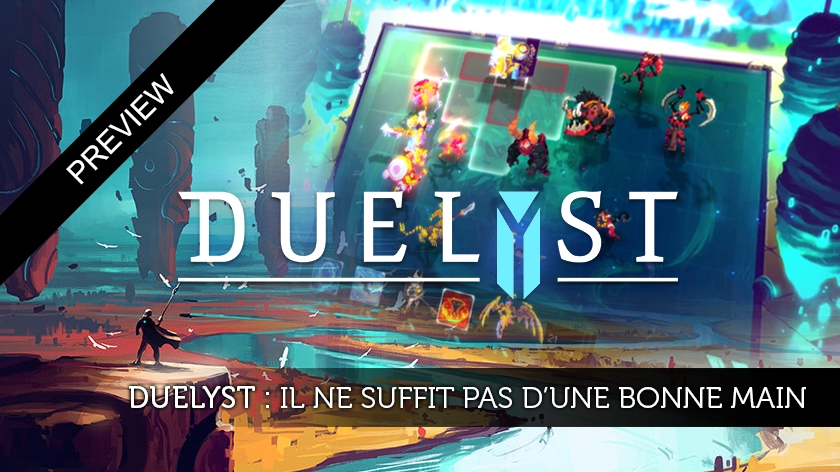 Preview : Duelyst