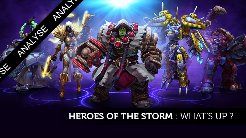 This is BÊTA : de gros changements sur Heroes of the Storm