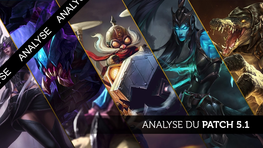 Analyse du patch 5.1