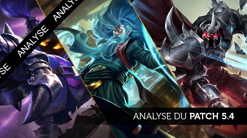 Analyse du patch 5.4