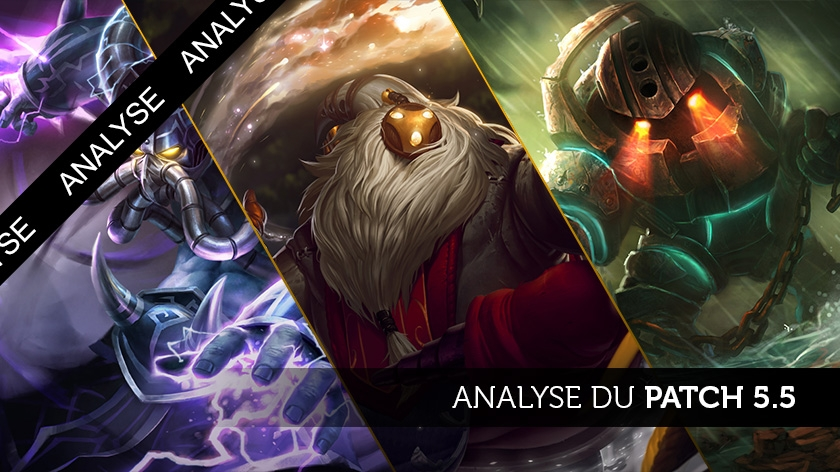 Analyse du patch 5.5