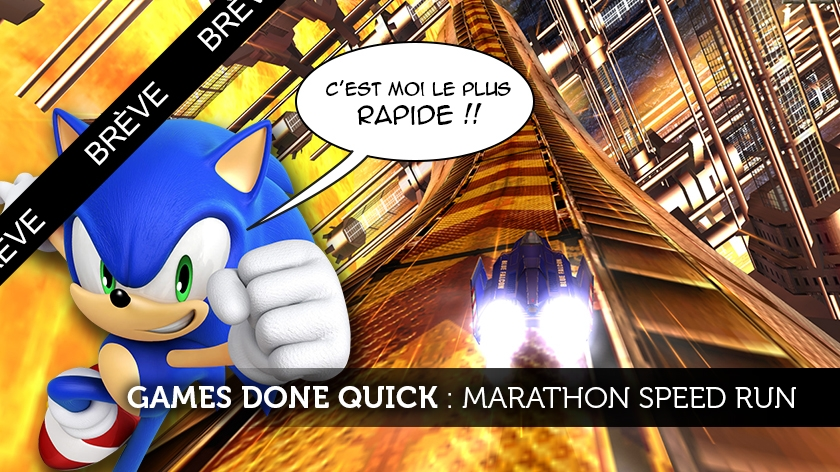 Awesome Games Done Quick 2015 contre le cancer