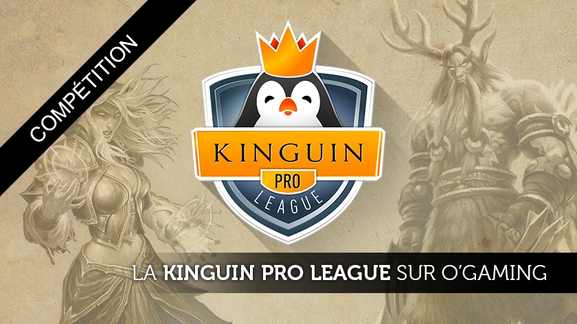 La Kinguin Pro League arrive sur O'Gaming