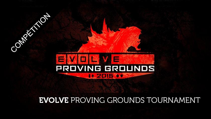 Evolve Proving Grounds Tournament : premier tour