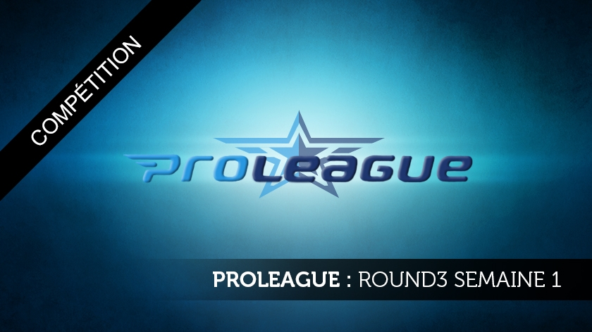Proleague, Round 3, Fight !