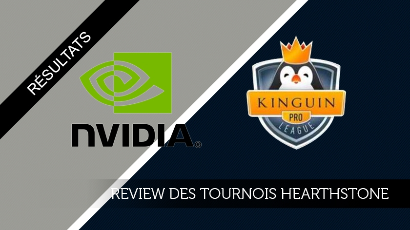 Review de la Kinguin Pro League et du Nvidia Pro-Am Tournament