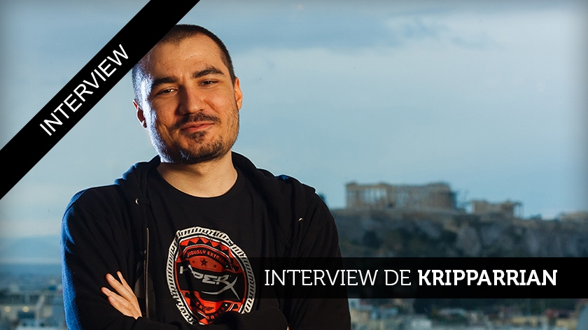 Interview de Kripparrian - Partie 1 : L'Arène