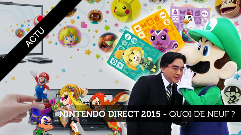 Nintendo Direct : le récap'