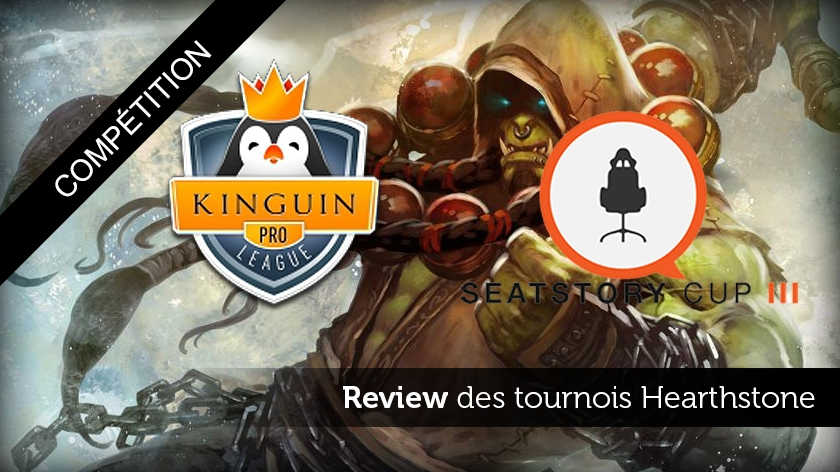 Review des tournois Hearthstone: KPL et SeatStory Cup III
