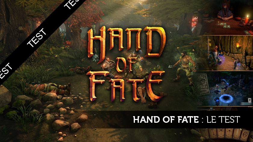 Hand of Fate : l'aventure à la carte