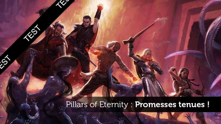 Pillars of Eternity : promesses tenues !