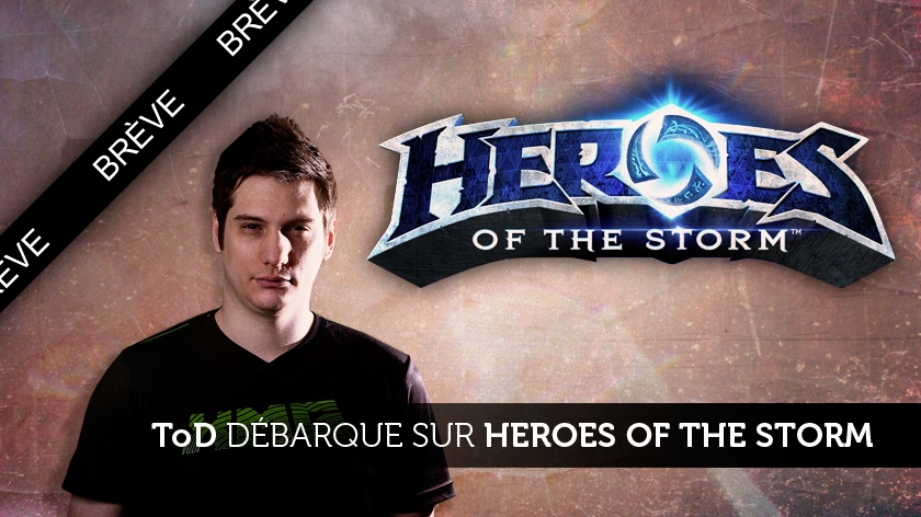 ToD rejoint le roster aAa d'Heroes of the Storm