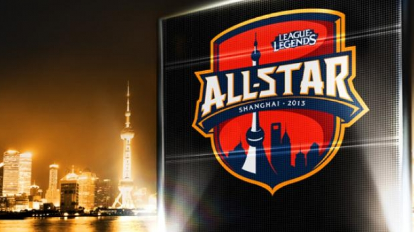 LoL All-Star : les formations asiatiques