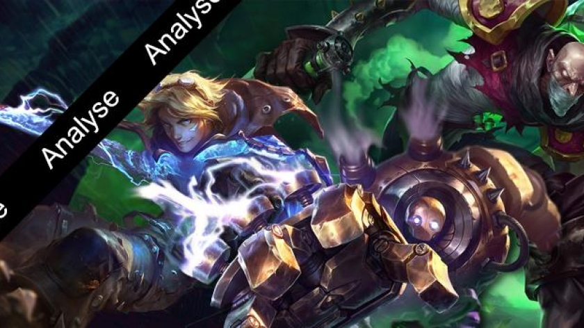 Analyse du patch 4.19 : nerf de Ryze et Lucian, buff de Singed