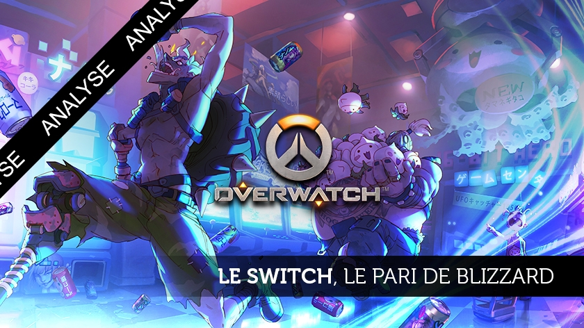 Le switch, le pari de Blizzard
