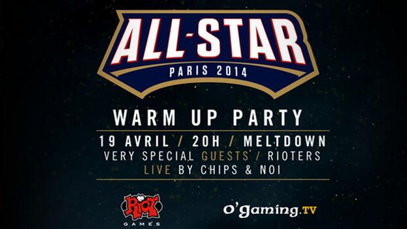 Les All-Star sur O'Gaming !