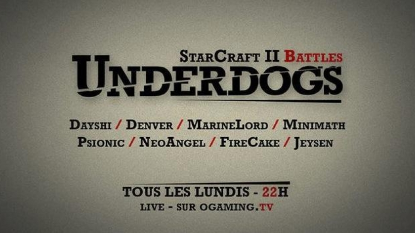 UnderDogs: Interview croisée de Dayshi et FireCake