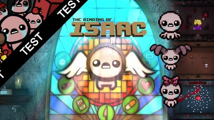 The Binding of Isaac Rebirth - Mom revient, et elle n'est pas contente !