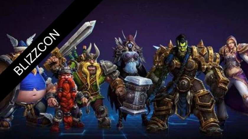 La bêta fermée arrive sur Heroes of the Storm !