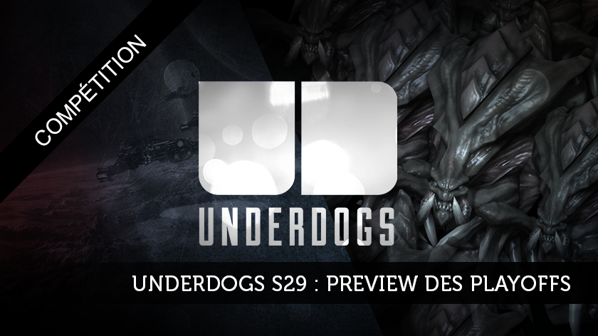 Underdogs Saison 29 : Preview des Playoffs