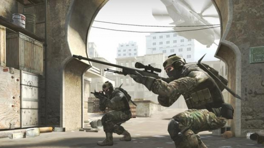 La police de Counter-Strike