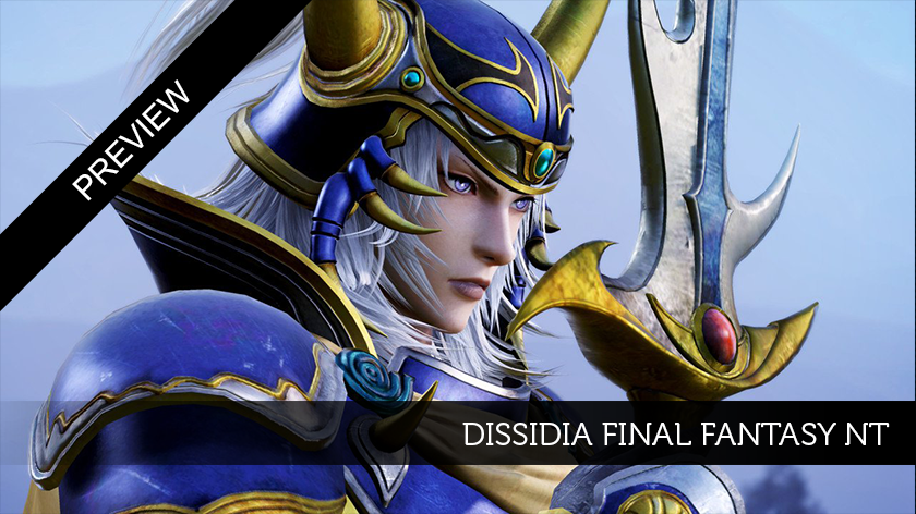 Preview: Final Fantasy Dissidia NT