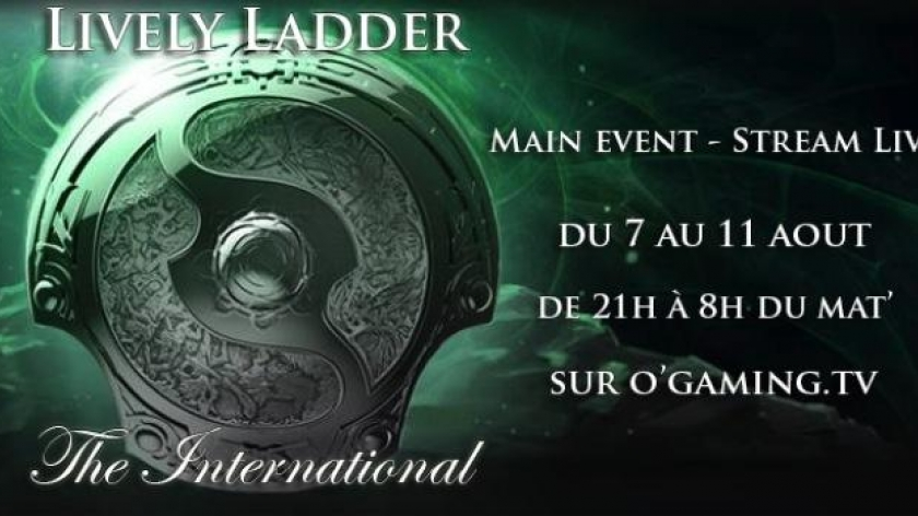 The International 3 : 1 million de spectateurs !