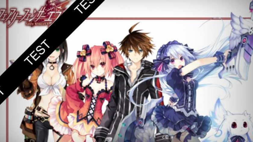Fairy fencer f : J-RPG, fan-service et gameplay posey