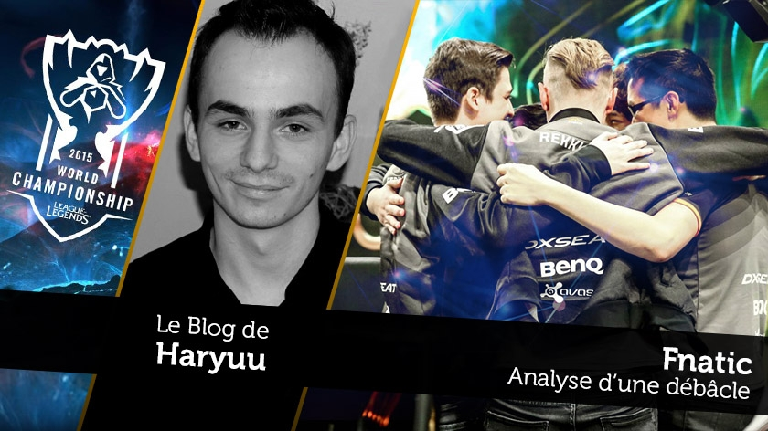 Fnatic, analyse d'une débâcle