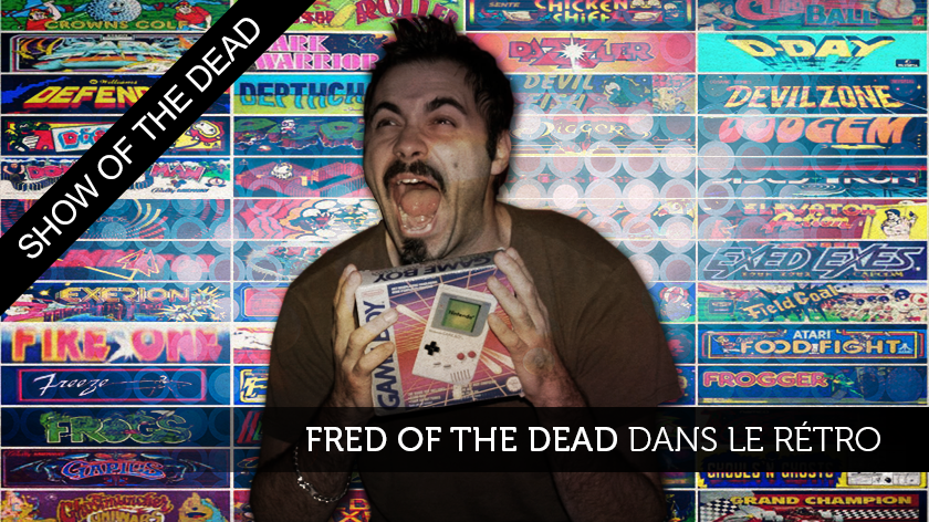 Saturday Night Player : Fred Of The Dead dans le rétro !