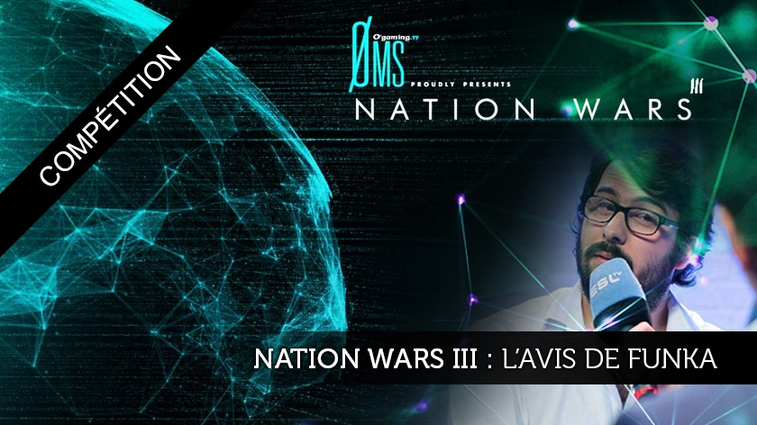 Nation Wars III : l'avis de Funka