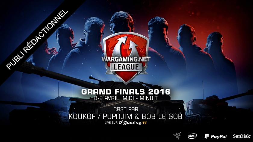 The grand finals 2016