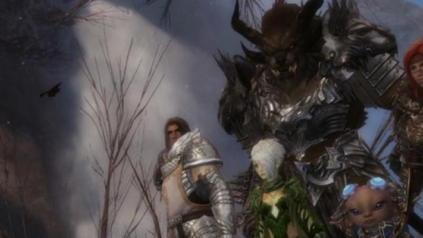 Guild Wars 2 : Alpha vous explique sa build