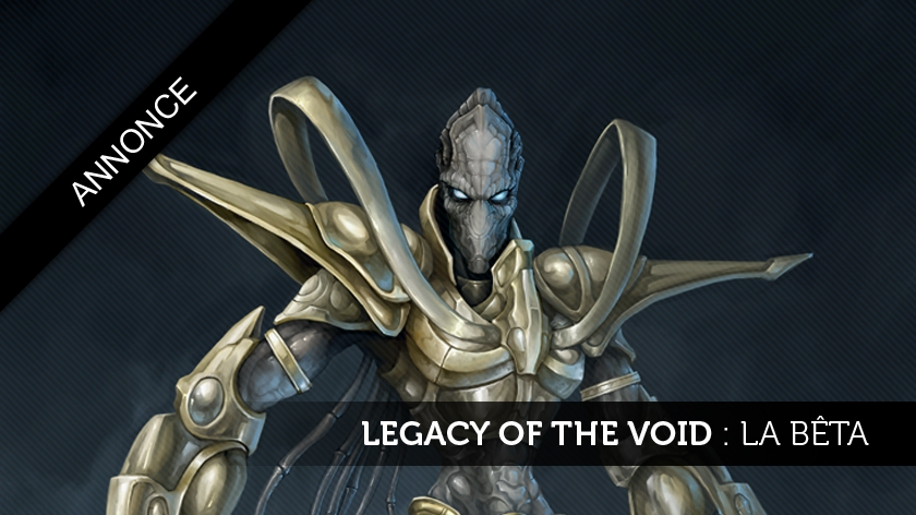 Legacy of the Void : plus qu'un mois avant la bêta !