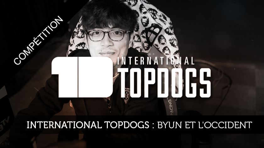 International Topdogs : ByuN et l'occident