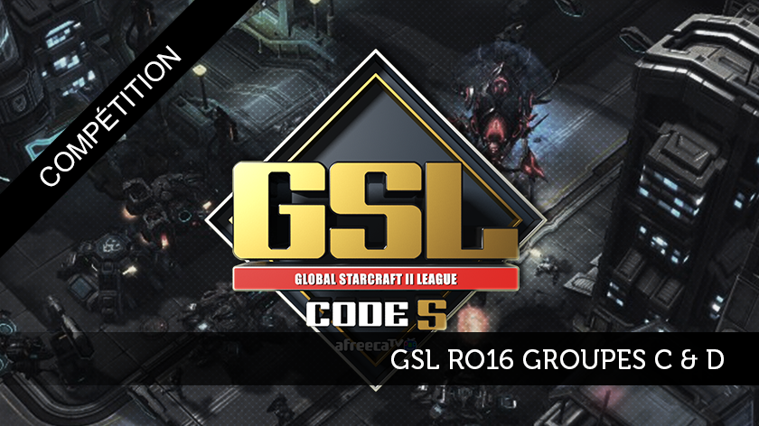 GSL Ro16 groupes C & D