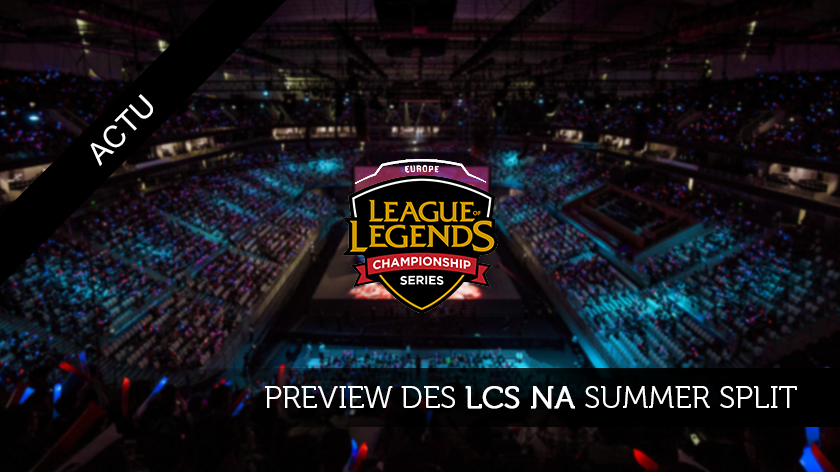 Preview des LCS EU Summer Split 2016