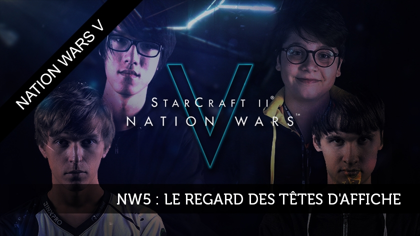 Nation Wars V : le regard des têtes d'affiche