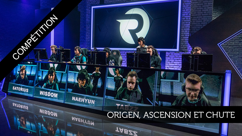 Origen, ascension et chute