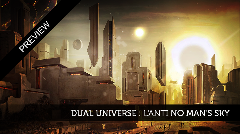 Dual Universe : l'anti No Man's Sky